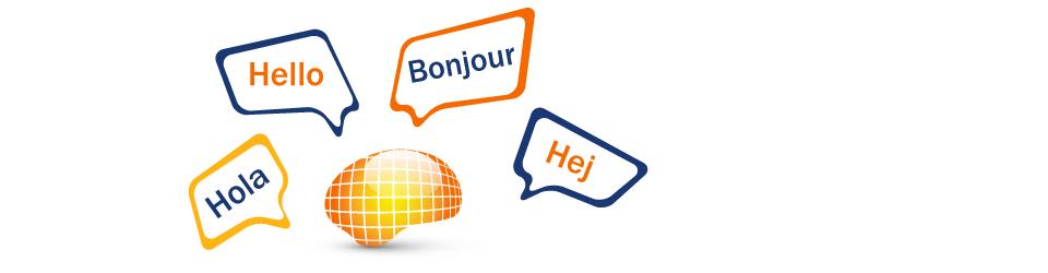 Tosproget hjerne