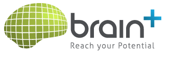 New Brain+ logo