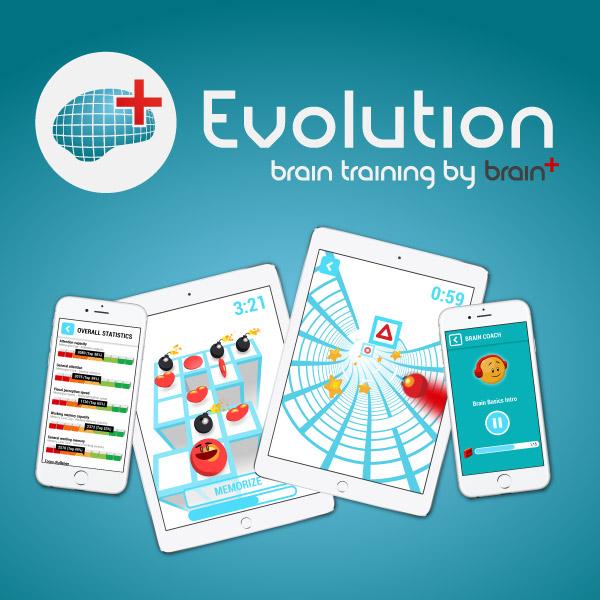 evolution brain training