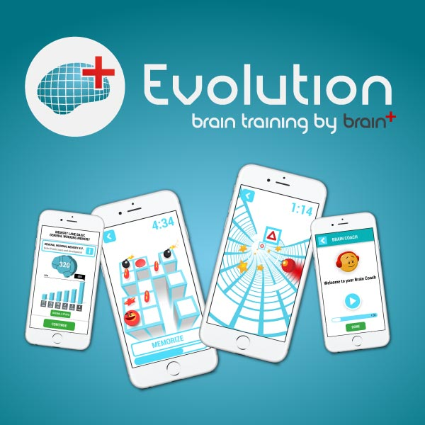 evolution-brain-training